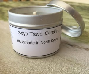 travel soy candles