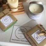 Spa Gifts Soaps Candles