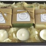 Letterbox natural soaps gifts